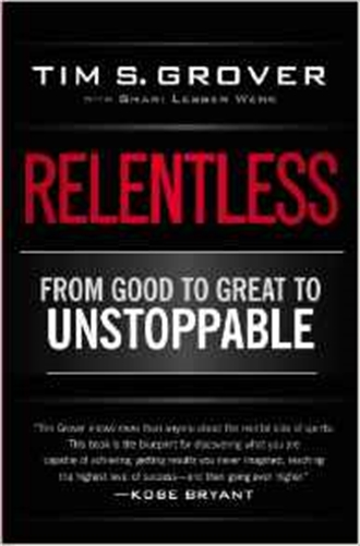 Relentless - Tim Grover