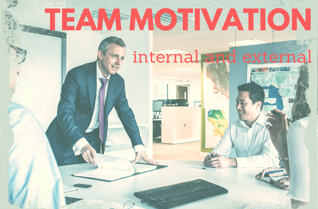 Team Motivation: External and Internal