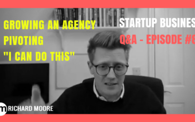 "Growing Your Agency and Believing ""I can do this"" – Startup Business Q&A: Episode #81"
