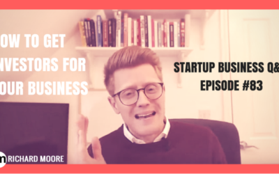 Funding, capital, investors, VCs – we're covering it today – Startup Business Q&A Episode #83