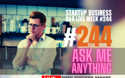 Ask Me Anything! – Startup Q&A LIVE: Week #244